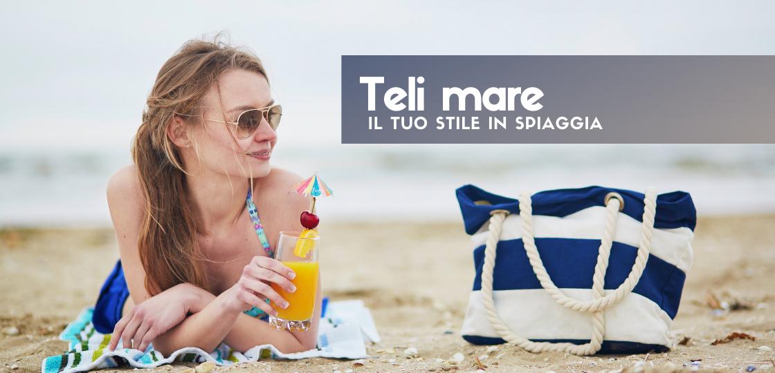 Teli da mare | Italiabiancheria.com