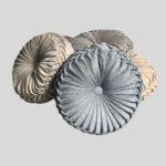 cuscino plissettato